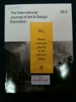 Journal of Art and Design in Education